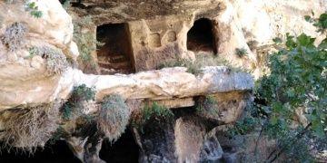 Kahtada Kommagene Krallığına ait olduğu sanılan antik yerleşim bulundu