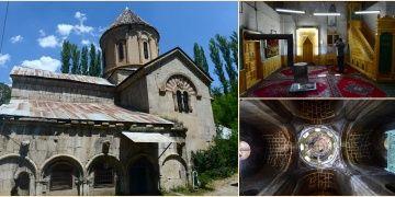 Taş Camiye dönüşen 11 asırlık Haholi Kilisesi restore edilecek