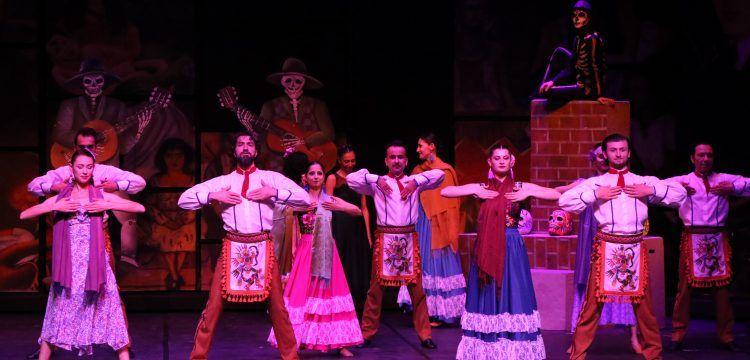 Uluslararası Bodrum Bale Festivali Bodrum Kalesinde Frida ile başlayacak
