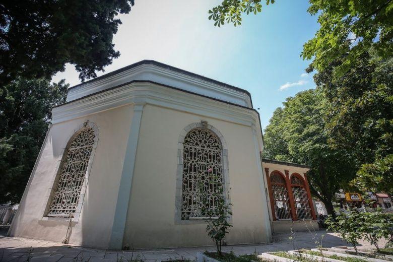 Osman Gazi'nin Türbesi: Gümüşlü kümbet