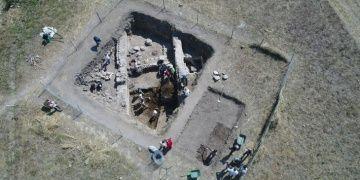 Satalada Romanın 15inci lejyonuna ait kalıntılar araştırılıyor