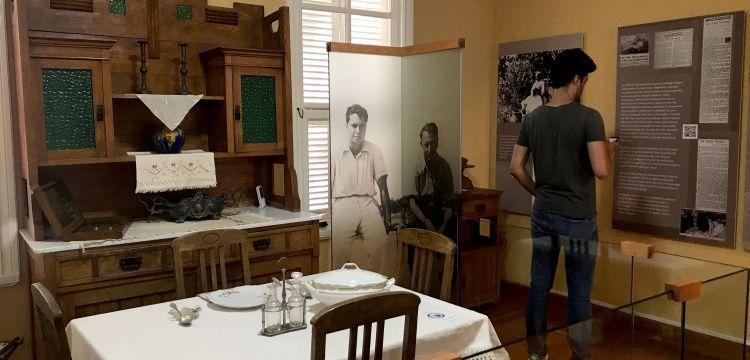 Sait Faik Abasıyanık'ın Burgazada'daki müze evine ilgi artıyor