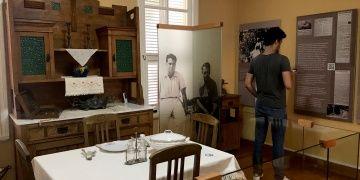 Sait Faik Abasıyanıkın Burgazadadaki müze evine ilgi artıyor