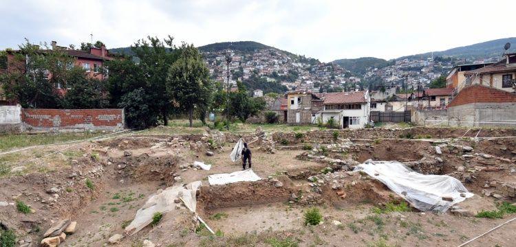 Yaşayan Tarih Hisar Kentsel Tasarım Projesi çalışmaları devam ediyor