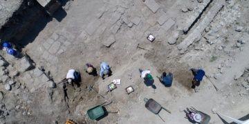 Keykubadiye Sarayı Moğollar yıktıktan sonra da kullanılmış