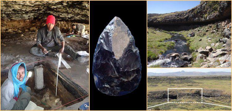 İnsan çetin dağ başlarında en az 30 bin yıl önce yaşamaya başlamış