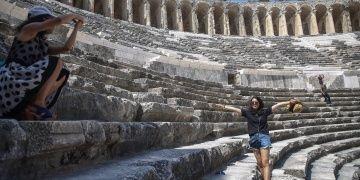 Kaymakam Haluk Şimşek: Herkesin Aspendosu görmesini istiyoruz