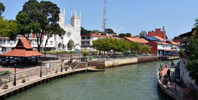 Malakka: Malezyanın UNESCO Dünya Miras Listesindeki tarihi şehri