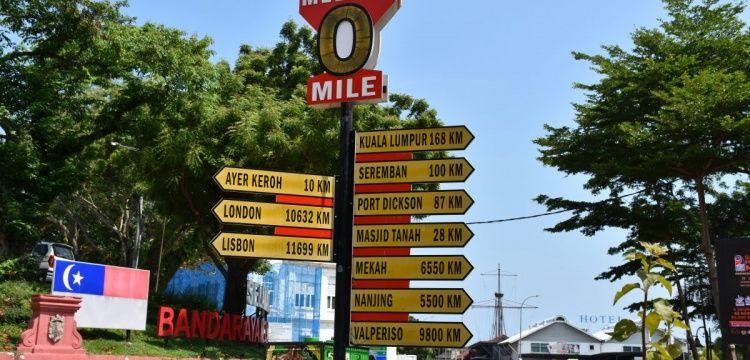 Malezya'nın en çok turist alan eyaleti: Malakka