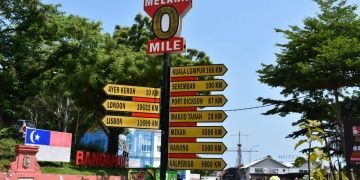 Malezyanın en çok turist alan eyaleti: Malakka