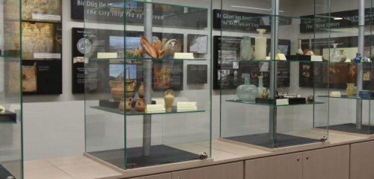 İZTO Ticaret Tarihi Müzesi'ndeki seramikler kitaplaştırılacak