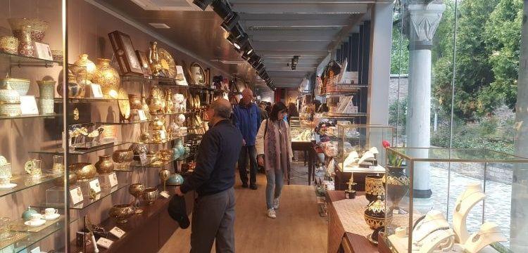 Ege Bağlıkaya, AKG'nin müze mağazaları anlayışını anlattı