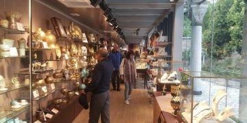 Ege Bağlıkaya, AKGnin müze mağazaları anlayışını anlattı