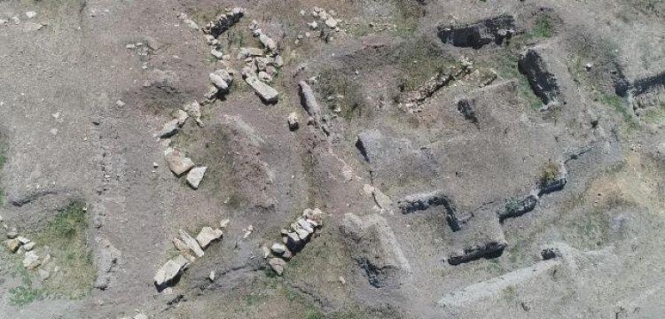 Eskişehir'de 5 bin yıllık şehir planı ortaya çıkarıldı