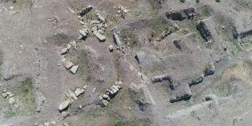 Eskişehirde 5 bin yıllık şehir planı ortaya çıkarıldı