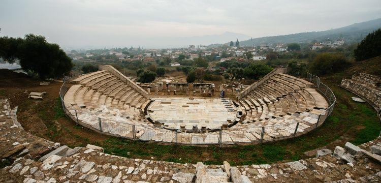 Metropolis Antik Kenti 2019 arkeoloji kazıları başladı
