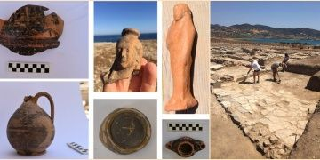 New archaeological sources on Despotiko island in Greece