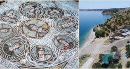 Zeugma Muzalar Evindeki arkeolojik kazılar tamamlandı
