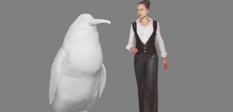 Yeni Zelanda'da insan boyunda dev penguen kemikleri bulundu