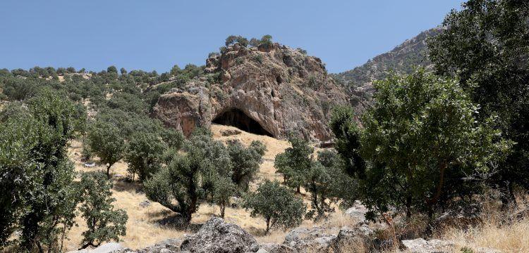 Irak'ın Erbil kentindeki Neandertal barınağı: Şaneder Mağarası