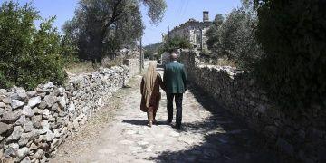 Cumhurbaşkanı Erdoğan Stratonikeia Antik Kentini gezdi