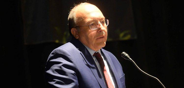 Merhum Prof. Dr. Ahmet Haluk Dursun'un son konuşması