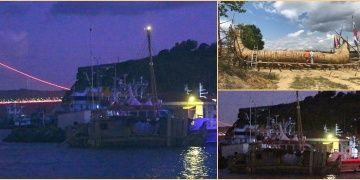 Deneysel arkeoloji gemisi Abora IV İstanbulda yardım istedi