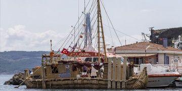 Prof. Dr. Rüstem Aslanda Antik Mısır Gemisi ile seyahat edecek