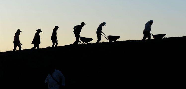 Oylum Höyük 2019 yılı arkeoloji kazıları başladı