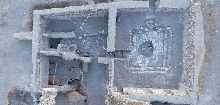 Kemah Kalesi'ndeki tarihi cami ayağa kaldırılacak