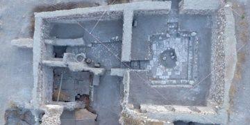 Kemah Kalesindeki tarihi cami ayağa kaldırılacak