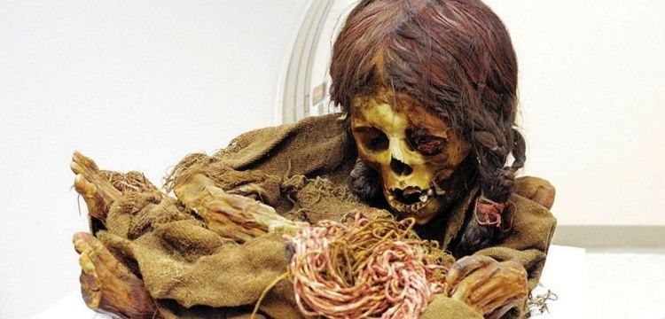 Michigan Devlet Üniversitesi, İnka Kızı mumyasını Bolivya'ya iade etti