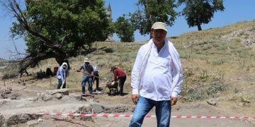 Tabae Antik Kentinde arkeoloji kazıları ve restorasyon çalışmaları sürüyor