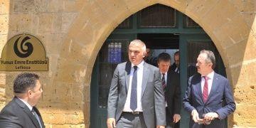 Bakan Mehmet Nuri Ersoy: KKTCye TİKA ofisi açmaya karar verdik