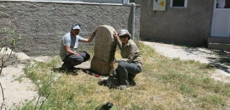 Eskişehir'de soyut Ana Tanrıça tasarımı içeren idol bulundu