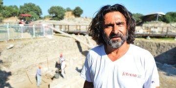 Troya Antik Kentinde üçüncü kutsal alan keşfedildi