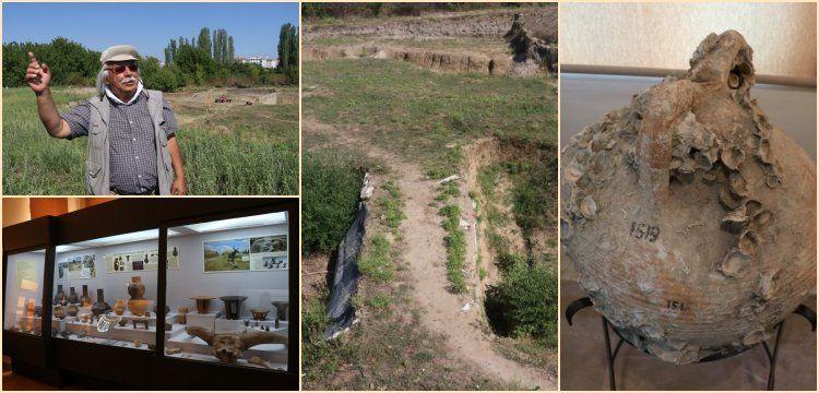 Kırklareli'ndeki Aşağıpınar arkeoloji kazılarına son nokta konuldu