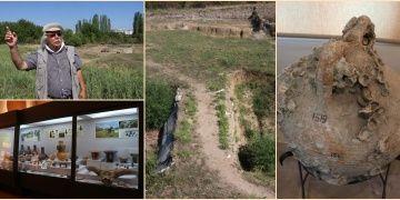 Kırklarelindeki Aşağıpınar arkeoloji kazılarına son nokta konuldu