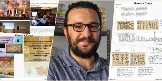 Doç. Dr. Hasan Pekerin Beyköy Yazıtı gerçek iddialarını çürüten sunumu