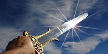 Afrodisias Festivalinde gladyatör dövüşleri canlandırıldı