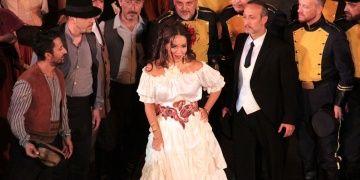26. Aspendos Opera ve Bale Festivali Carmen Operası ile başladı