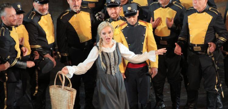 26. Uluslararası Aspendos Opera ve Bale Festivali Carmen Operası ile başladı