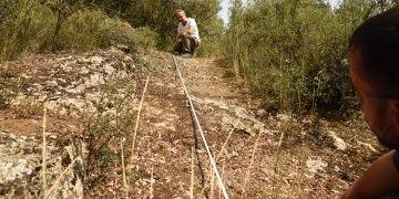 Bilecikte Haçlı seferlerinde kullanılan yaklaşık 2 bin yıllık yol keşfedildi