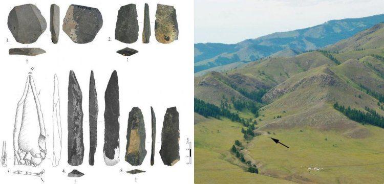 Homo Sapiens Avrasya bozkırlarına en az 45 bin yıl önce ayak basmış