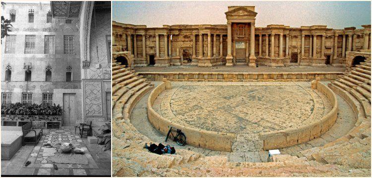 Suriye Arşiv Fotoğraflarında İnsan Belleği sergisi  Rezan Has Müzesi'nde