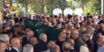 Prof. Dr. Haluk Abbasoğlu Zincirlikuyu Mezarlığına defnedildi
