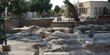 Thyateira Antik Kentinde Helenistik ve Roma dönemi tapınağı bulundu