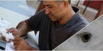 Oylum Höyükte 4 bin yıllık nar kabuğu bulundu
