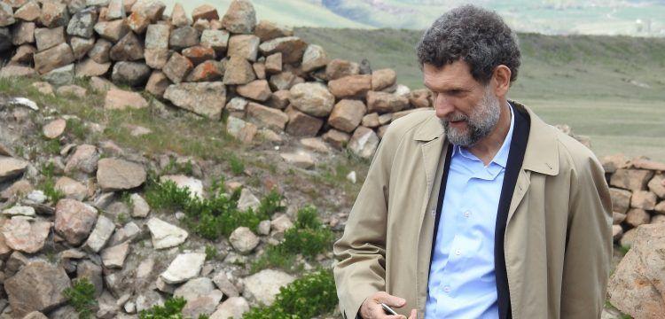 Avrupa Arkeoloji Mirası Ödülleri Osman Kavala ve C. Santa Maria Vakfı'na verildi