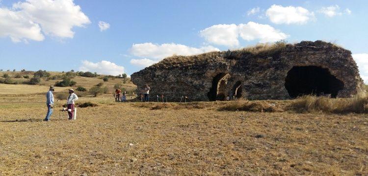 Kalehisar'da Anadolu Selçuklu Kentinin izleri aranıyor